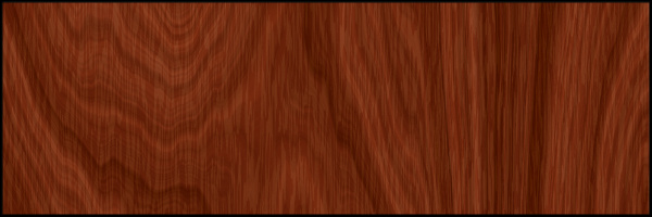 Regular Wood Grain Banner 60x20