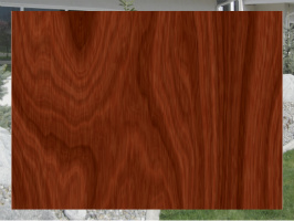 Regular Wood Grain Exterior Signs 24x18